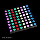 led matrix full colour led dot marix 8x8 dot matrix led rgb dot matrix led