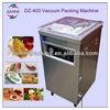 DZ-400 Single chamber plastic bag food vacuum sealer