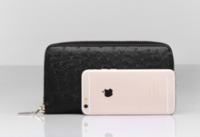 Hotest sale cheap promotional woman pu leather wallet for wholesale,for woman for lady for girl purse