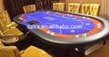 رخيصة طاولات البوكر المهنية تكساس هولدم طاولة البوكر، العوامه الجدول 002