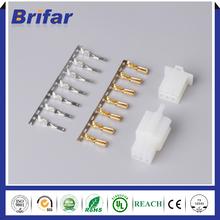 Brifar ts16949 costom auto connector 2p 3p 4p