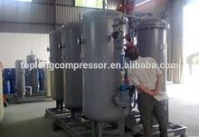Low Cut Durable beverage nitrogen gas generator/plant