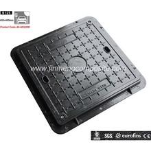 JINMENG Enclosure Square Plastic Key Manhole Cover