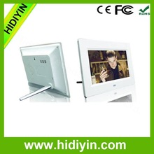 7 inch lcd digital frame photo /legoo digital picture frame