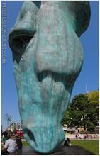 horse sculpture hyde park corner