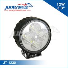 Flood/Pencil beam 12Watt 9-32V DC round LED work lamp IP67 JT-1230