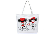 top quality brand promotional cotton bag