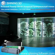 subsurface laser engraving on glass/glass printer