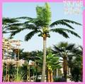 Chine chers artificielle fruits des arbres, artificielle arbre de noix de coco pour l'aménagement paysager extérieur