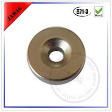 Jamag neodymium ring magnet and ferrite magnet disc for google cardboard