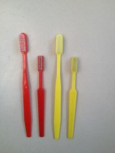 colorful adult and children hotel toothbrush also for travel