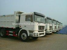 6x4 SHACMAN MAN Diesel dump truck With Low Price