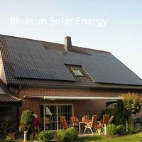 Bluesun best design easy install solar power system 10kw