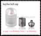 kayfun 4/kayfun v4/kayfun lite plus v2/kayfun bell cap with fast delivery