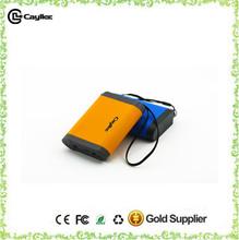 universal travel External battery 7800mah for cellphone