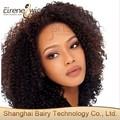 perucas de cabelo humano encaracolado afro perucadelaço com alta densidade