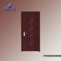 solid teak wood double doors