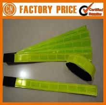 Cheap Promotion Customized Reflective Slap Bracelet