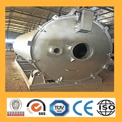 HOT SALE! waste plastic extraction oil machine environment friendly