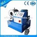 Precio ht80 eléctrico portátil de manguera hidráulica de la máquina que prensa/arrugador manguera
