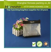 alibaba china companies manufacture pvc bag with zipper