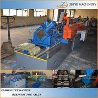 lightweight steel frame making machine/galvanized metal roof truss roll forming machine