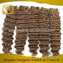 QingDao Top Crown Aliexpress Hair Weave super quality discount european hair european cap silk top