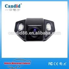 IP68 waterproof car rearview camera for 2009-2013 Honda Fit rearview camera for fit Hatchback