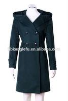 Beautiful women's 100% cashmere coat 2015