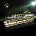Outdoor LED Flashlight Rechargeable Aerospace Alluminium Alloy Flashlight Warning Light Working Light Emergency Light