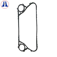 Phe spare part plate and gasket with alfa laval sondex tranter apv