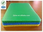 Coroplast sheet / corrugated plastic