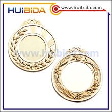 custom sport blank metal medals/metal medal/medallion