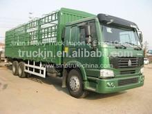common type howo cargo 336hp