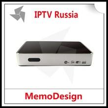 2015 Hot iptv russia &sport channels LGR V8 box iptv box dm500s