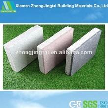 Meilleur prix antidérapant vert étage matériaux d'eau perméable béton dalles prix
