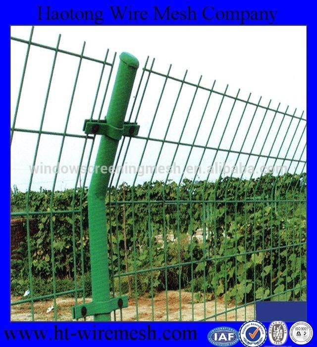 lowes grades de ferro forjado de cerca de arame bilaterais
