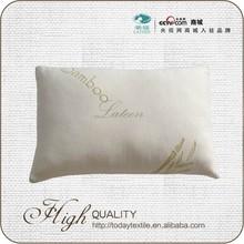 Hot sale bamboo pillow shredded memory foam