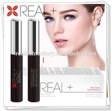 Popular cosmetics New 2014 makeup OEM growth mascara/unique eyelash enhancer serum/REAL+