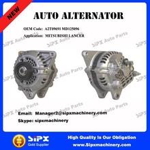 A2T09691 MD125096 Auto alternator for MITSUBISHI LANCER