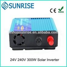 300W Solar Pure Sine Wave Inverter 24V 240V