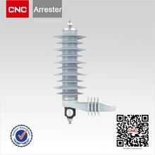 Surge arrester Zinc Oxide HHWS types of lightning arrester