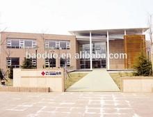 Muti-floors steel structure office building