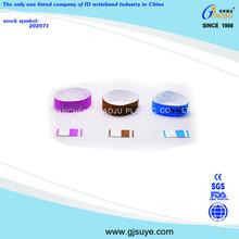 wholesale professional printing tyvek wristband