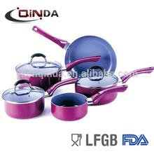 Large electric hot pot cooker cookware set