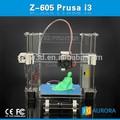 Desktop 3D DIY máquina de impressão para casa uso Househould