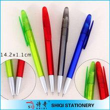 Promotional plastic parker refill ball pen