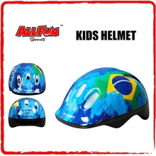 White EPS Impact absorption liner frog scooter helmet