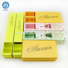 Macaron packaging/chocolate box