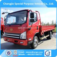 FAW single row cab light cargo truck